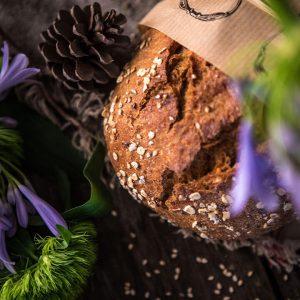 Les pains multi-céréales de la Boulangerie de l'Hermitage