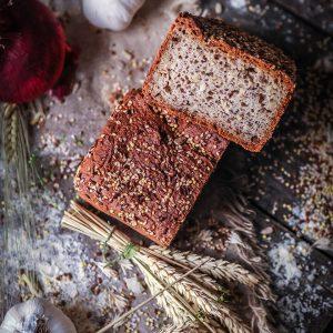 Les pains diététiques de la Boulangerie de l'Hermitage