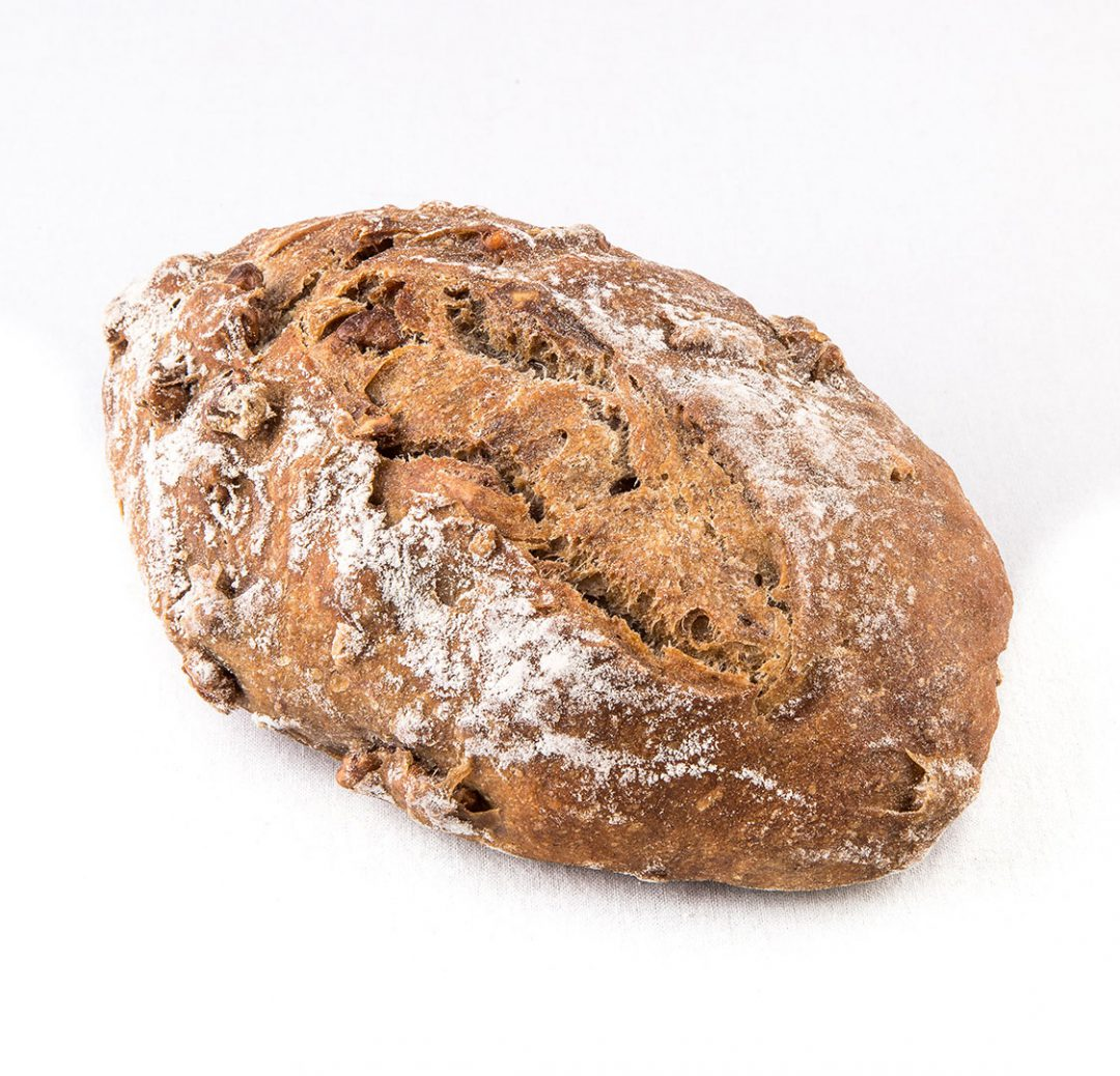Le pain aux Noix