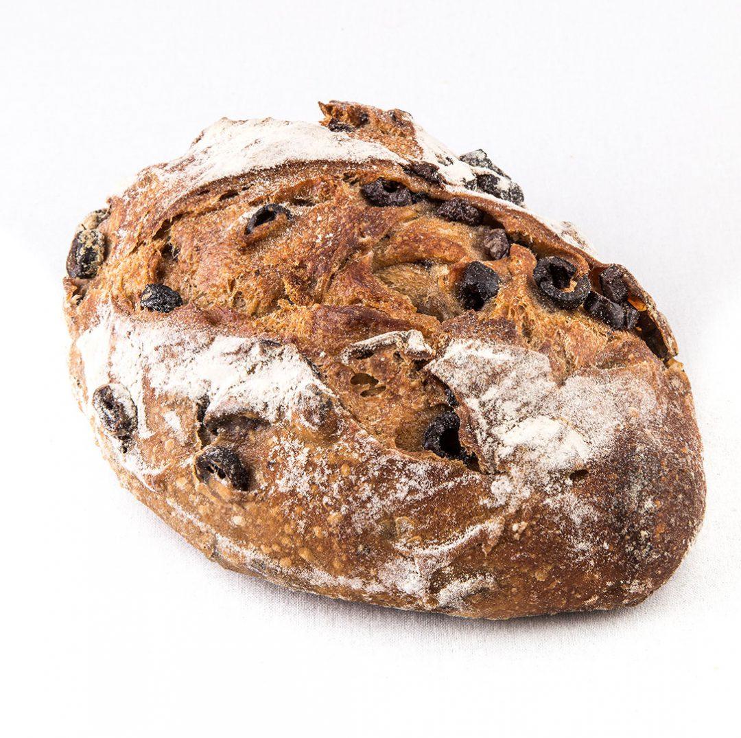 Le pain aux Olives