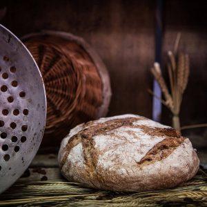 Les pains natures de la Boulangerie de l'Hermitage